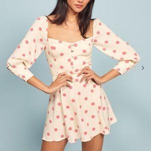 NWOT Reformation Lumiere Dress Size 0